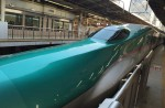 Japan's Shinkansens or bullet trains - 1