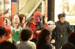 Hugh Jackman, Peter Dinklage and Fan Bingbing at Singapore premiere - 4