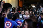 Thousands throng MBS to see Chris Evans and co-stars from Captain America: Civil War - 16