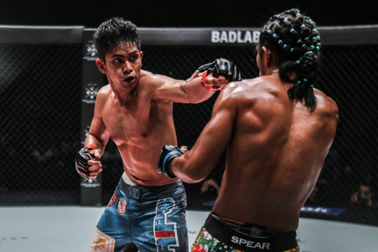 The incredible transformation of ONE featherweight Hisyam Samsudin