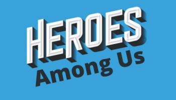 Heroes Among Us banner