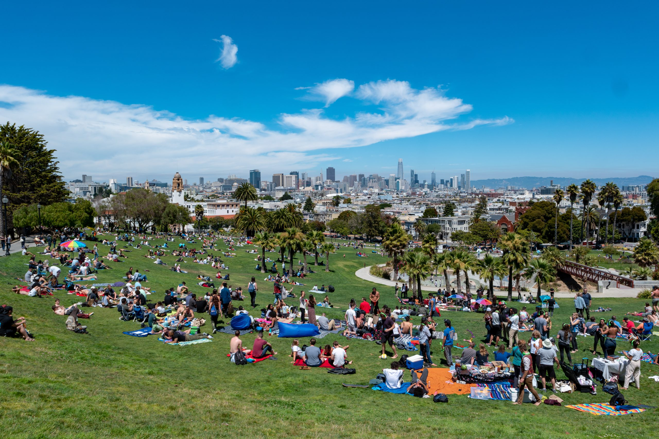 Dolores Park's history is integral to the American Indian Cultural District — but not for the reasons you hear