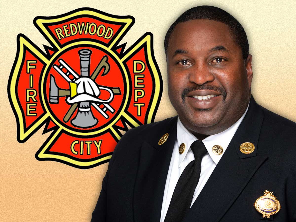 Ray Iverson to become new fire chief for Redwood City, set to begin duties June 7