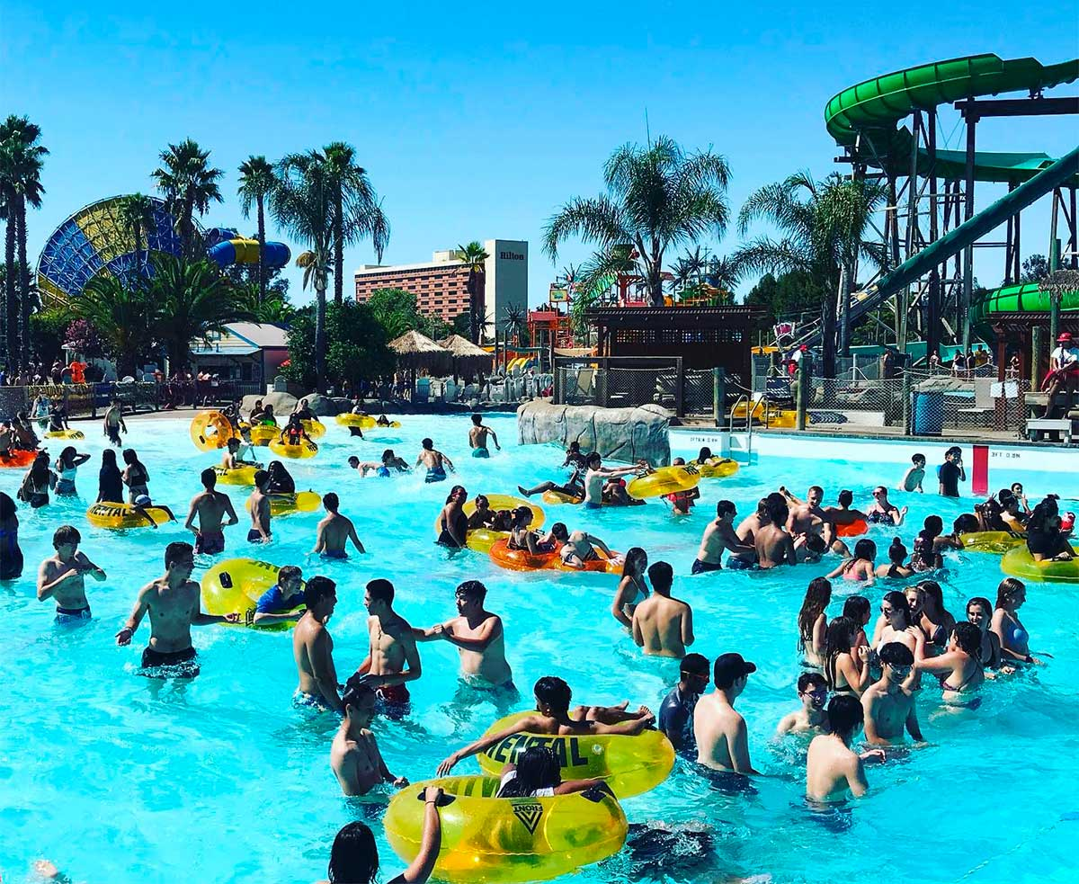 In the swim: Hurricane Harbor Concord water park to reopen for Memorial Day
