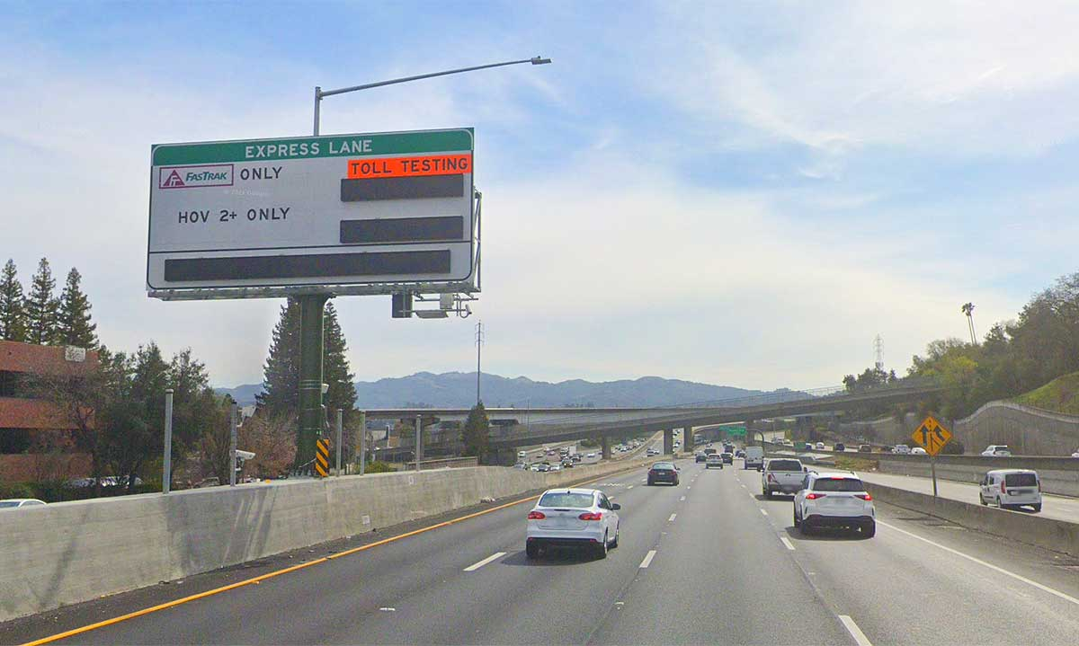 I-680 express lane tolls to begin Aug. 20 between Martinez and Walnut Creek