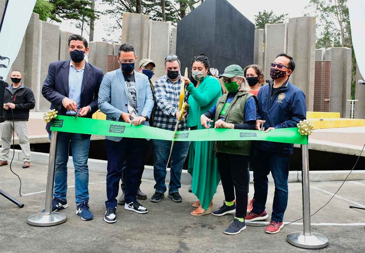 S.F.'s Jerry Garcia Amphitheater reopens following $1.45M makeover