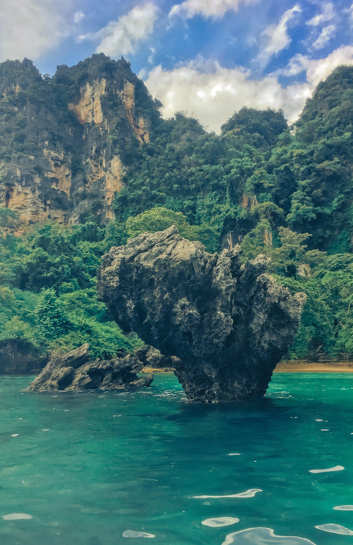 Krabi Thailand Karsts