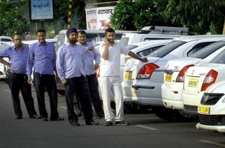 Drivers associated with Ola, Uber will have to get separate local permits to ply in Mumbai (Representational Image)