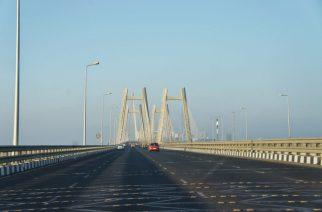 Bandra-Worli Sealink. Picture Courtesy: Bombay Jules Blog