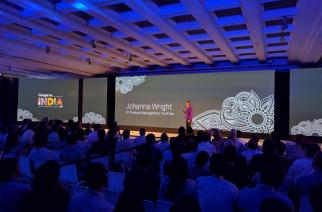 Google For India 2016 event