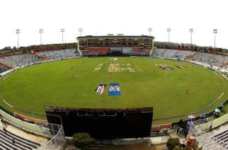 MCA Stadium, Pune.