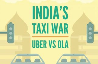 Uber has claimed to have paid over Rs 5 lakh as cancellation charges for the false bookings made by Ola employees.