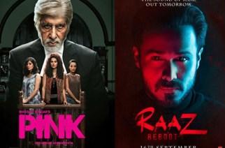 Pink vs Raaz Reboot