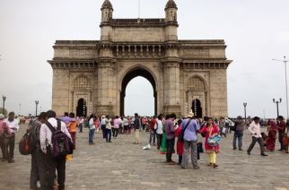 Gateway of India is one of the locations for WiFi hotspot. Picture Courtesy: Mumbainet.com
