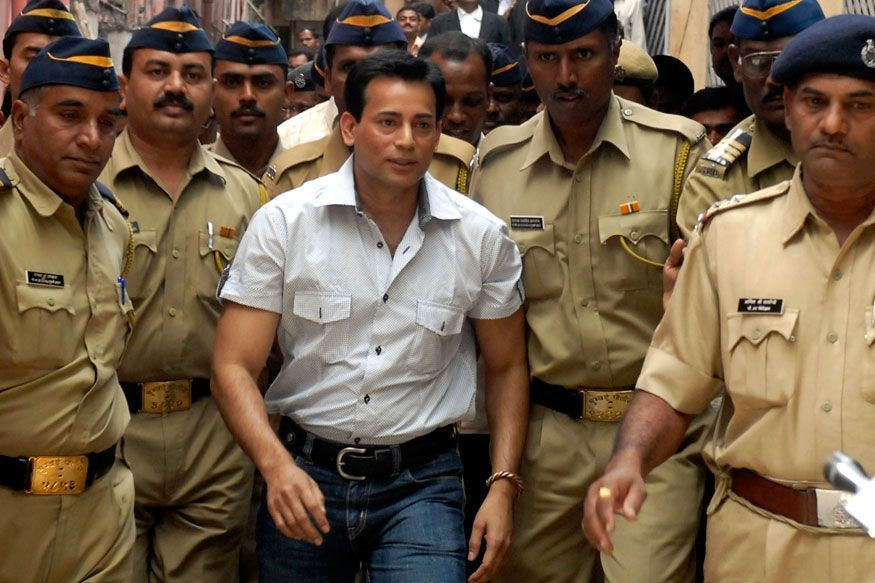 Abu Salem convicted in 1993 serial blast case, but can't be awarded death penalty like Yakub Memon