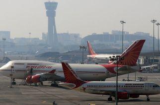 Mumbai airport. Picture Courtesy: EPA/DIVYAKANT SOLANKI