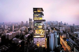 Ambani bought land for Antilia at a 90% discount, claims PIL