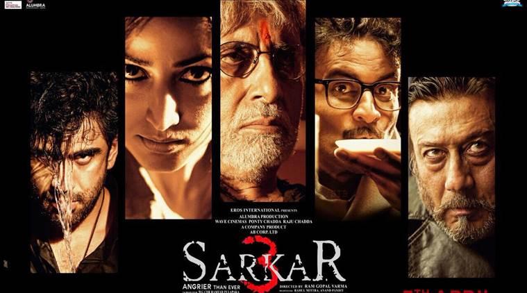 Amitabh Bachchan Sings Ganesh Aarti Song for RGV's Sarkar 3 movie