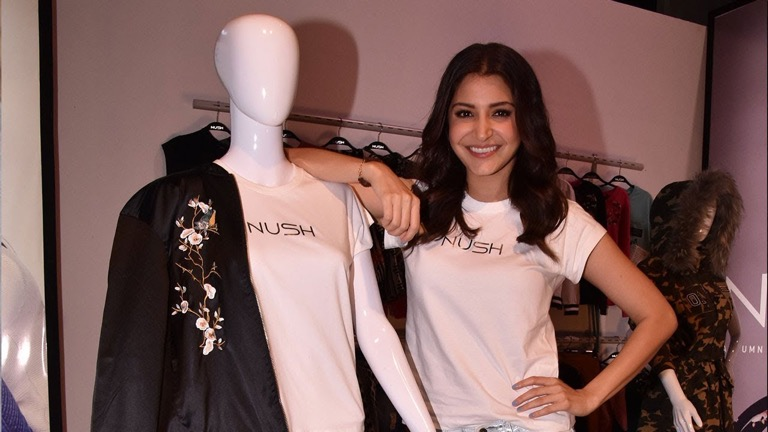 Anushka Sharma's new clothing line 'NUSH' accused of copying designs from Chinese websites