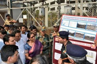 The Army is expected to finish building the new FOBs at Elphinstone, Curry Road & Ambivali stations by Jan 31