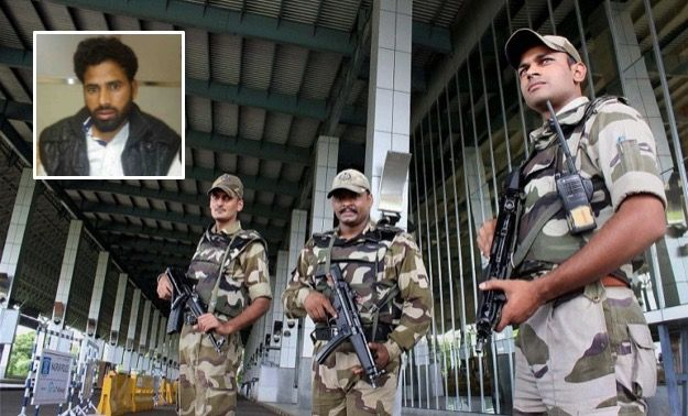 Suspected ISIS operative held at Mumbai airport