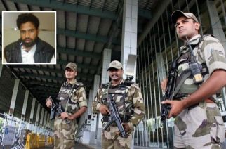 UP ATS had been tracking Zahid's movement and arrested him as soon he landed at Mumbai airport (Inset: Abu Zahid)