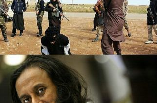Sri Sri Ravi Shankar asks ISIS for peace, gets picture of beheaded man in return
