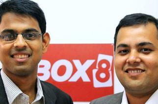 Box 8 founders- Amit raja and Anshul Gupta
