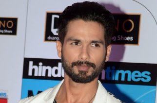 """""""Haan, main baap banewala hoon"""", confirms Shahid Kapoor"""