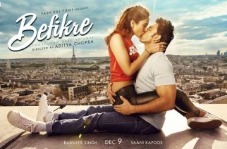 Second poster of Ranveer and Vaani starrer Befikre unveilded