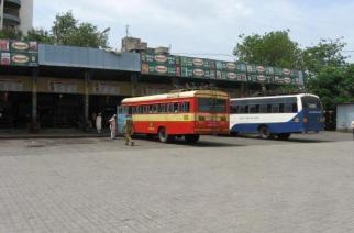Mumbai Central Bus Depot