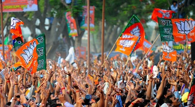 BJP sweeps Mira-Bhayandar civic polls: Sena second, NCP's tally down to 0 from 26 1