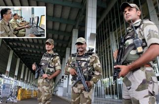 "A special CISF team will track social media trends, analyse them and forward pieces of ""actionable intelligence"" to its units (Representational Image. Inset Courtesy: The Hindu)"