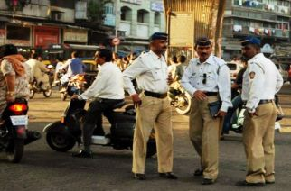 Mumbai traffic police