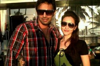 Rahul Singh and ex-girlfriend Saloni