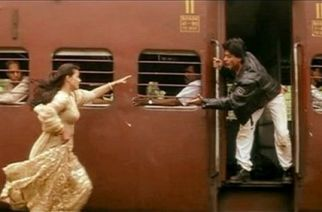 A still from the movie DDLJ