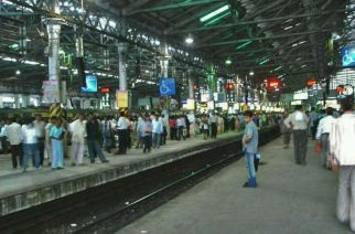 Chhatrapati Shivaji Terminus (Photo: Wikipedia)