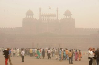 Delhi ranks ninth in the WHO study on air pollution