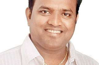 Shiv Sena member Amol Patil