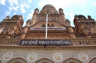 BMC Headquarters in Mumbai
