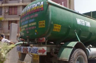 Posh Mumbai localities rely on tankers amid water crisis
