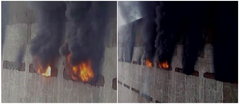 Fire breaks out at Modi Dyeing factory in Bhiwandi