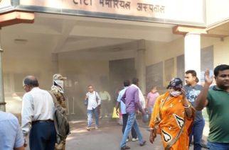 Tata Memorial Hospital in Parel. Picture Courtesy: Deepak Tiwari