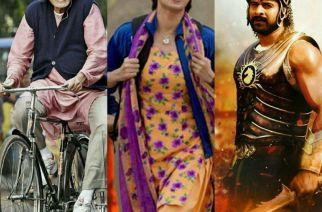 Amitabh Bachchan, Kangana Ranaut & Bahubali came out of top at the 63rd National Film Awards