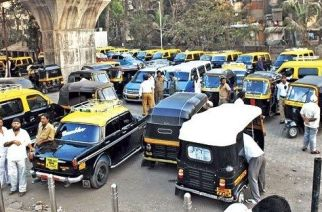 Leader of Opposition Radhakrishna Vikhe-Patil had demanded that GPS device be made mandatory for taxis & autos in the state (Representational Image)