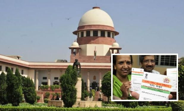 SC slams Modi govt, asks why it has made Aadhaar mandatory?