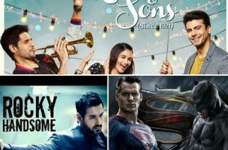 Kapoor & Sons is giving stiff competition to Batman vs Superman and Rocky Handsome in it's 2nd week