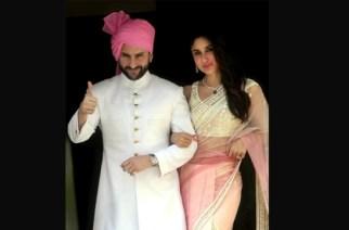 Kareena Kapoor & Saif Ali Khan. Courtesy: DNA