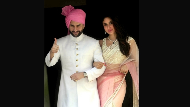 Kareena Kapoor & Saif Ali Khan blessed with baby boy