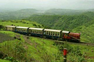 Neral-Matheran toy train